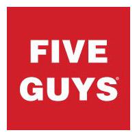 Prix & Menu Five Guys