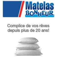 Circulaire Matelas Bonheur Circulaire - Flyer - Catalogue